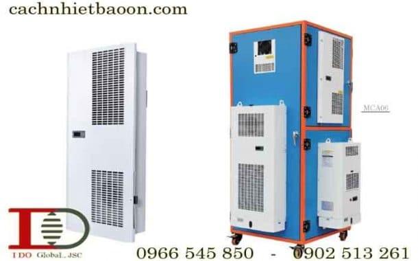 Điều hòa tủ điện MCA06