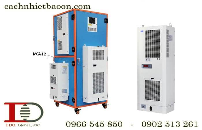 Điều hòa tủ điện MCA12 - Máy làm mát tủ điện