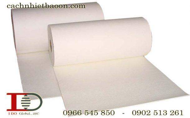 Giấy gốm cách nhiệt ceramic paper