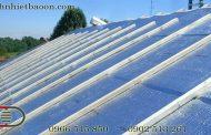 Chống nóng mái tôn có những giải pháp nào?