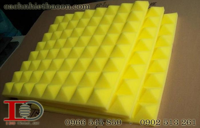 Mút gai tiêu âm màu vàng