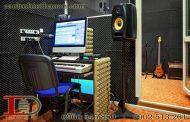 Tại sao mút tiêu âm được sử dụng trong Studio?