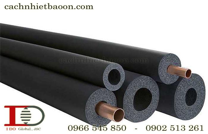 Xốp bảo ôn cao su lưu hóa dạng ống