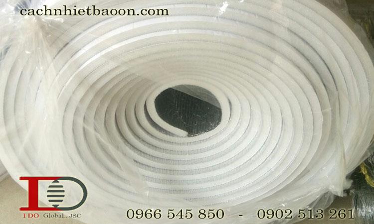 Foam xốp chống nóng PE-OPP có keo
