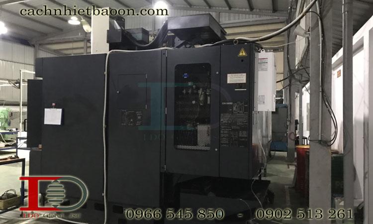 Điều hòa tủ điện MCA lắp thân tủ điều khiển