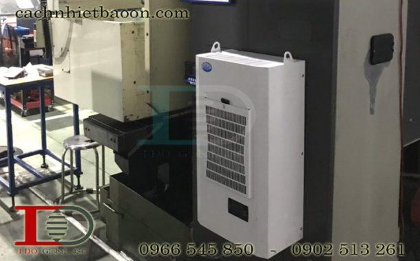 Điều hòa tủ điện công nghiệp - Phương pháp bảo vệ vượt trội