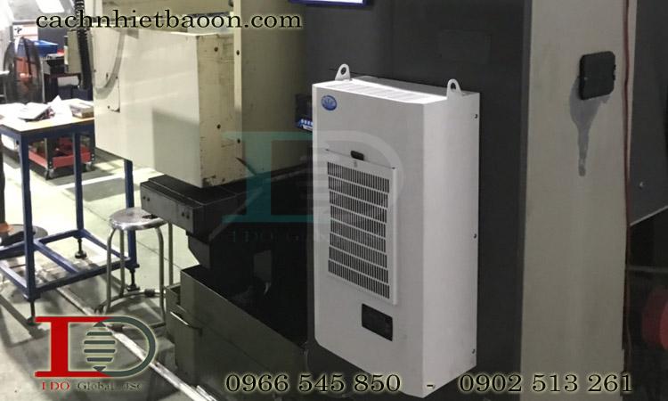 Điều hòa tủ điện công nghiệp là lá chắn bảo vệ máy móc