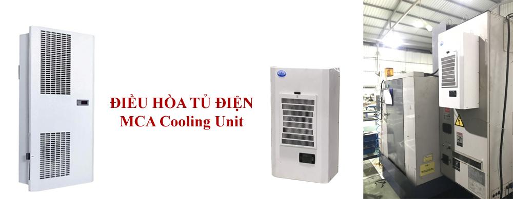 Máy điều hòa tủ điện MCA cooling unit IDO