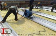4 lưu ý thi công vật liệu cách nhiệt chống nóng