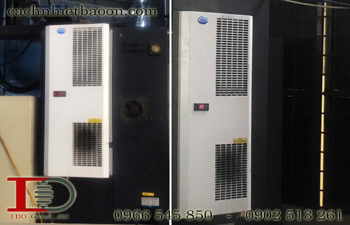 5 chú ý khi dùng máy làm mát tủ điện