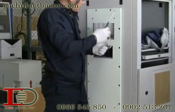 Thợ lắp đặt điều hòa tủ điện cần có kinh nghiệm về thiết bị tự động hóa