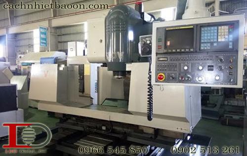Điều hòa tủ điều khiển lắp đặt cho máy phay CNC