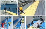 Hướng dẫn thi công bông thủy tinh an toàn nhất
